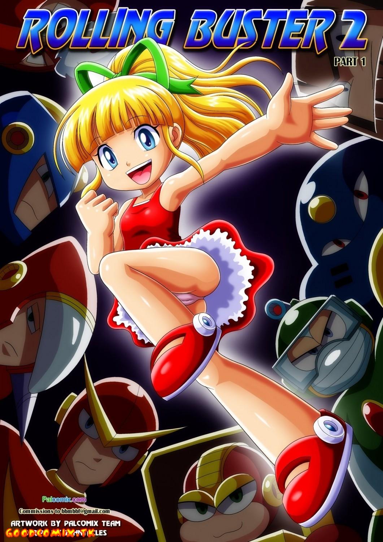 Goodcomix Mega Man - [Palcomix] - Rolling Buster 2
