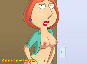 Family Guy & American Dad - XXX PARODY 04