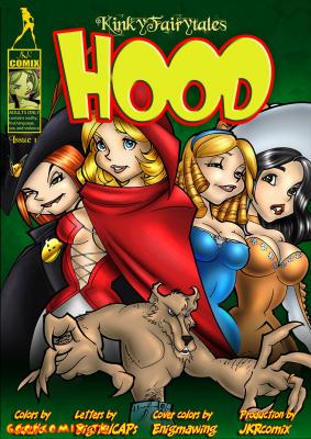 Goodcomix Little Red Riding Hood - [JKRcomix] - KinkyFairytales Hood 1