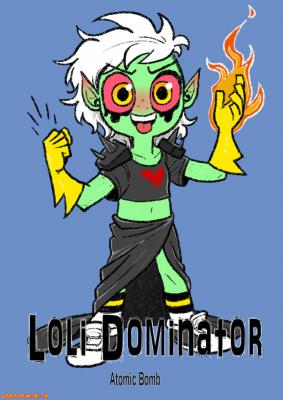 Goodcomix Wander Over Yonder - [Atomic Bomb] - Loli Dominator