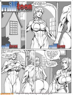 Goodcomix DC Comics - [MilfToon] - Family Power