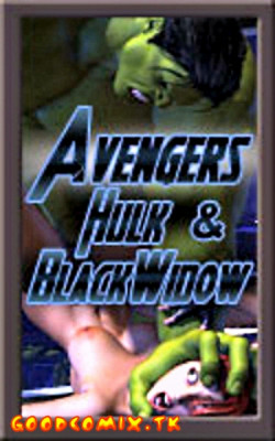 Goodcomix The Avengers - [Mongo Bongo] - Hulk & Black Widow