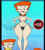 Dexter's Laboratory - [Whargleblargle] - Incest Story #1 - Dexmom