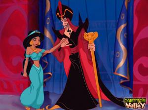 Goodcomix Aladdin - [CartoonValley][NEW] - Jasmine Has Kinky Sex With Evil Jafar