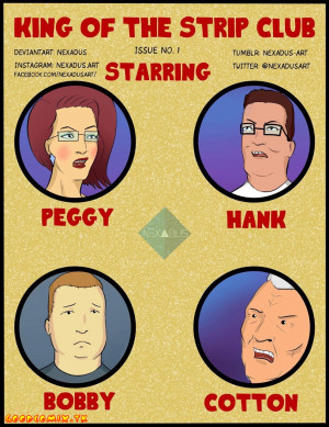 Goodcomix King Of The Hill - [Nexadus] - King Of The Strip Club - Issue No.1