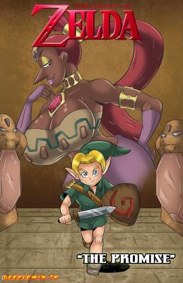 Goodcomix The Legend of Zelda - [Glassfish] - The Promise