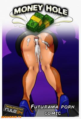 Goodcomix Futurama - [NIKISUPOSTAT] - Money Hole