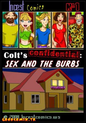 Goodcomix The Three Bogatyrs - [IncestComics] - Sex An The Burbs #01