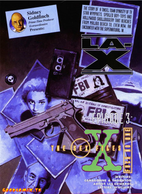 Goodcomix The X-Files - [Les Edwards][Movies] - EPISODE 3 - The Sex Files - Fuck No One