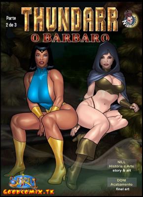 Goodcomix Thundarr The Barbarian - [Seiren] - Thundarr O Barbaro #2 [PART 2]