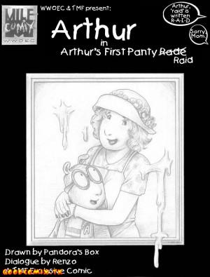 Goodcomix Arthur - [Pandoras Box (PBX)] - Arthur in Arthur's First Panty Raid