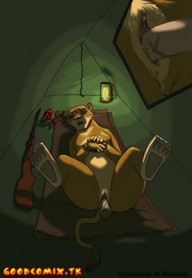 Goodcomix Madagascar - [DontFapGirl] - Florrie
