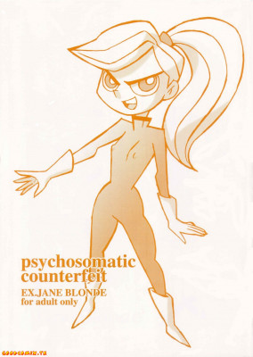 Goodcomix Jane Blonde - [Union of the Snake (Shinda Mane)] - Psychosomatic Counterfeit Ex Jane Blonde