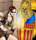 Tomb Raider - [Leandro Comics] - Sexy Adventures of Lara Croft
