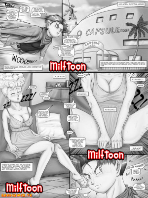Goodcomix Dragon Ball - [MilfToon] - ZBD & HARD FUCK