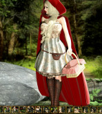 Little Red Riding Hood - [Zuleyka] - Red Riding Hood In The Adult World