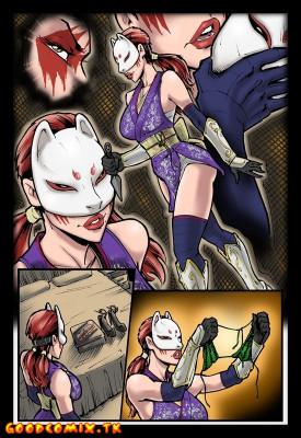 Goodcomix Tekken - [Hsefra] - Tekken Tag Tournament 2