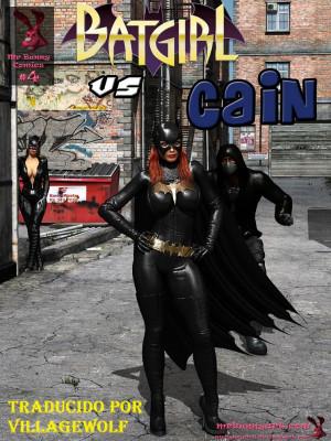 Goodcomix Batman - [MrBunnyArt] - Batgirl vs Cain