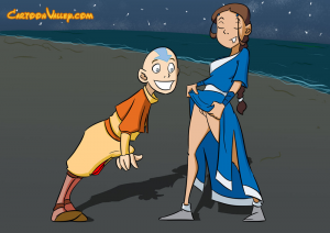 Goodcomix Avatar the Last Airbender - [CartoonValley][Chupa] - Look What I Want
