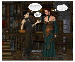 Goodcomix Game of Thrones - [Dubhgilla] - Sansa and Sweet Robin