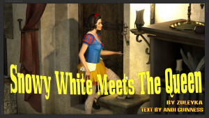 Goodcomix Snow White - [Zuleyka] - Snow White Meets the Queen