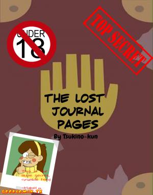 Goodcomix Gravity Falls - [Tsukino-kun] - The Lost Journal Pages