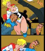 Justice League - [Okunev] - Wonder Woman Gets It