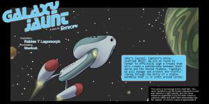 Goodcomix Star Trek - [Rabies T Lagomorph (Entropy)] - Galaxy Jaunt - Episode 1