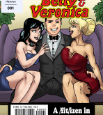 The Archie - [Rabies T Lagomorph (Entropy)][Edit] - Betty and Veronica - A Fit Izen in Riverdale #001