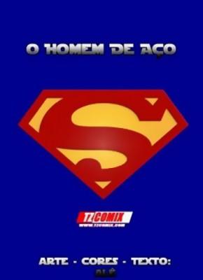 Goodcomix Superman - [Ale][TZ Comix] - O Homem de Aço 1
