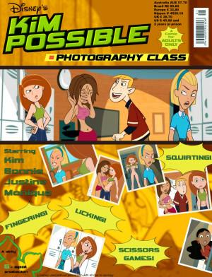 Goodcomix Kim Possible - [Gagala] - Photography Class