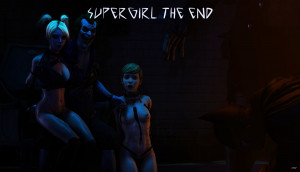 Goodcomix DC Comics - [Lenaid Comic] - Supergirl The End