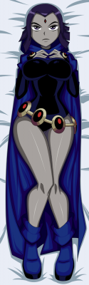 Goodcomix The Teen Titans - [RavenRavenRaven] - Bikini Version