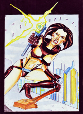 Goodcomix Aeon Flux - [Pandoras Box (PBX)] - Thanks