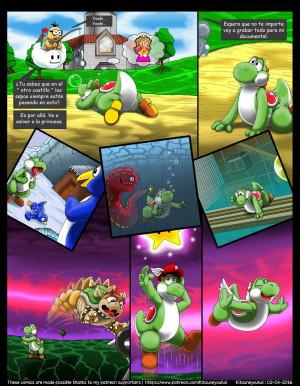 Goodcomix Super Mario Bros - [Kitsune Youkai] - Just Dessert