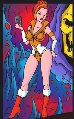 Goodcomix He-Man And The Masters Of The Universe - [AB Lust] - Teela Gets Captured