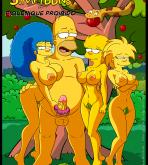 The Simpsons - [Tufos] - Simptoons 7 - Piquenique Proibido
