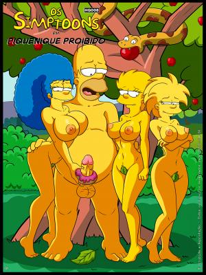 Goodcomix The Simpsons - [Tufos] - Simptoons 7 - Piquenique Proibido