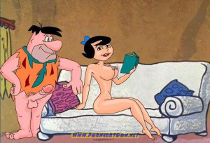 Goodcomix The Flintstones - [PornCartoon][Nail] - Good Exchange Of Wives