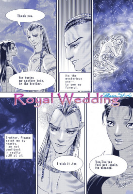 Goodcomix Avatar The Movie - [Maria22882288] - Royal Wedding