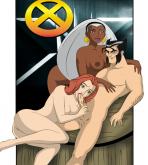 X-Men - [Ale][TZ Comix] - Wolvie e os X
