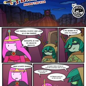 Adventure Time - [Inker Shike] - Before the War