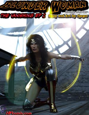 Goodcomix Wonder Woman - [Jpeger] - Blunder Woman - The Vanishing - Episode 1