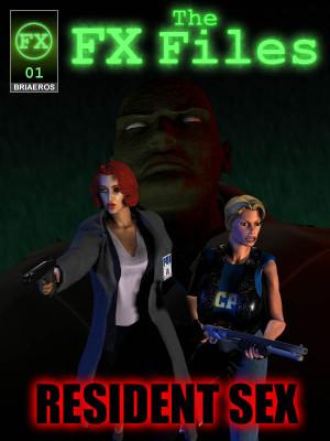 Goodcomix Crossover - [Briaeros] - The FX Files - Resident Sex