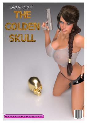 Goodcomix Tomb Raider - [GunnerSteve3D] - The Golden Skull