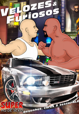 Goodcomix The Fast and the Furious - [Ale][TZ Comix] - Velozes e Furiosos
