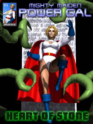 Goodcomix DC Comics - [Briaeros] - Heart of Stone