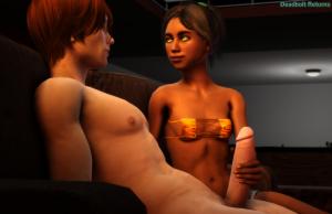 Goodcomix Far Cry - [Deadbolt Returns] - Bhadra at the Beach House