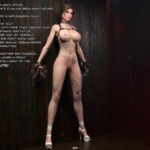 Tomb Raider - [DeTomasso] - British Anal Sluts Vol. 2