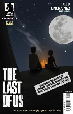 Goodcomix The Last of Us - [Freako] - Ellie Unchained #1